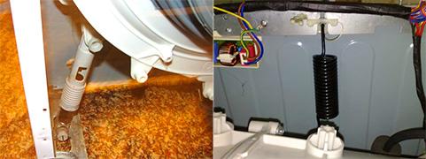 Демпфер стиральной машины